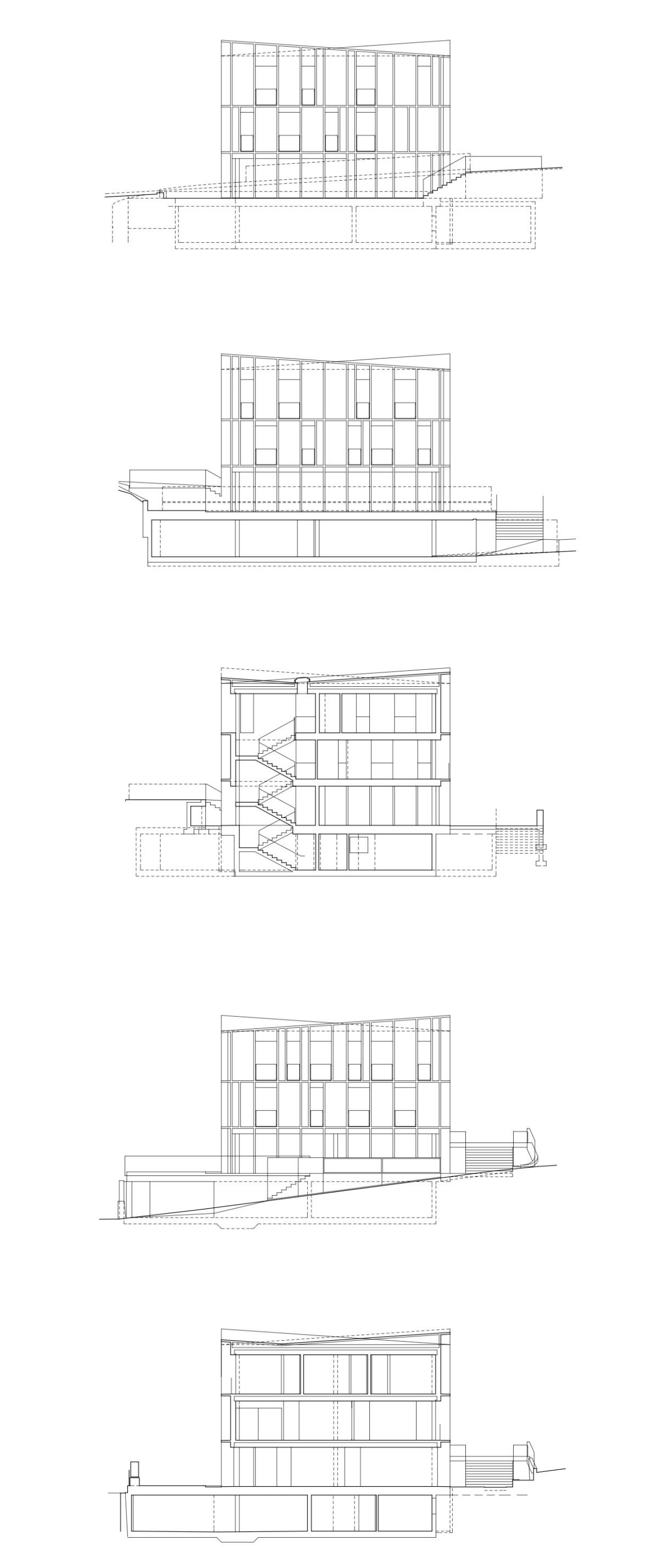 02 Torre d'angolo sezioni